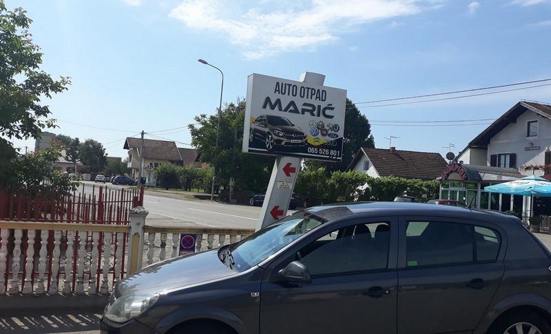 auto otpad Banja Luka